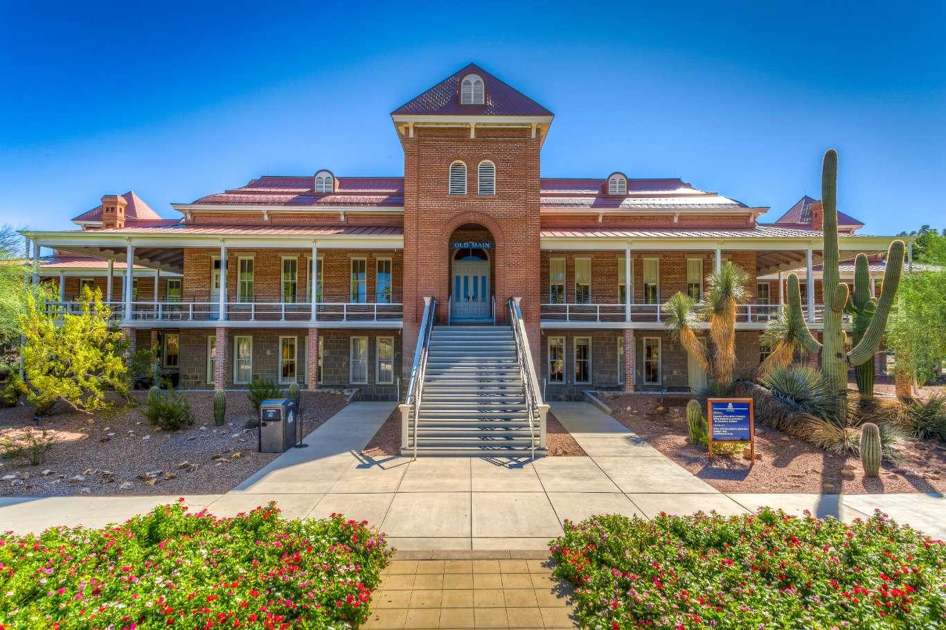 American Express & The University of Arizona | Arizona